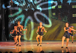 Funcion Jazz Hip-Hop 3